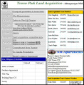 TownePark Community - Land assemblage