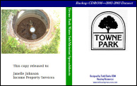 TownePark Community - Water submetering